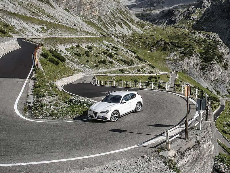 Alfa Romeo Stelvio Een zoektocht naar uitmuntendheid