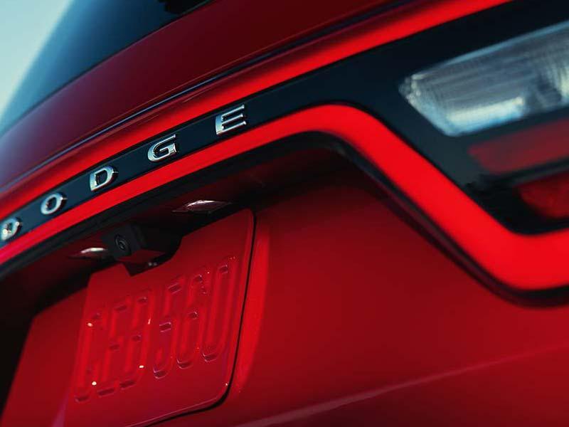 Dodge Durango Veiligheid voor alles