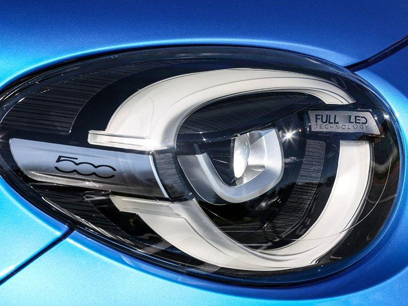 Fiat 500X SUV van de toekomst