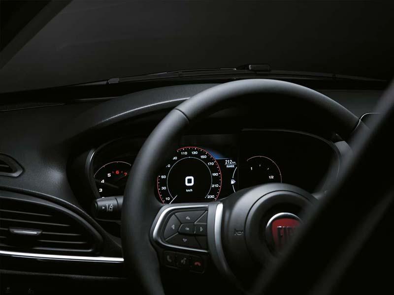 Fiat Tipo Comfort voor iedereen