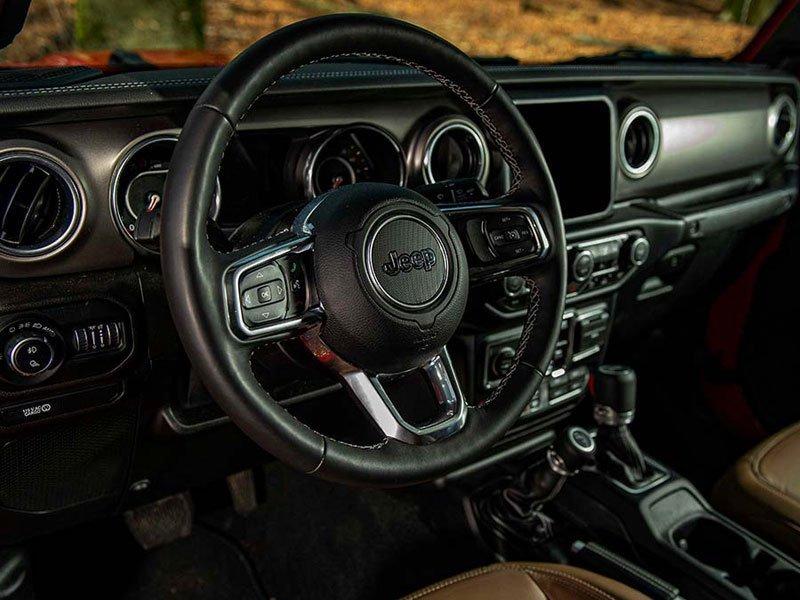 Jeep Gladiator Interieur