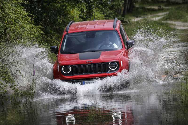 Jeep 5 jaar garantie
