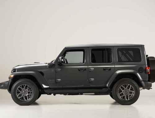 "Nu te bestellen: Jeep Wrangler 4xe ""First Edition"""