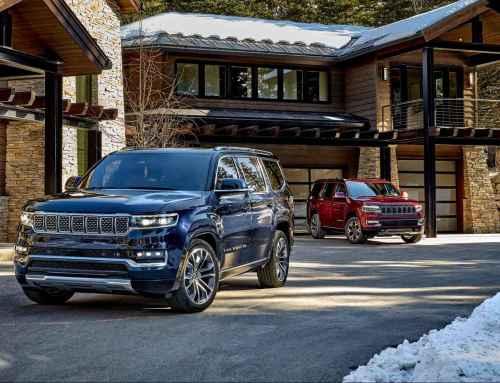 Nu officieel de Jeep Wagoneer & Grand Wagoneer